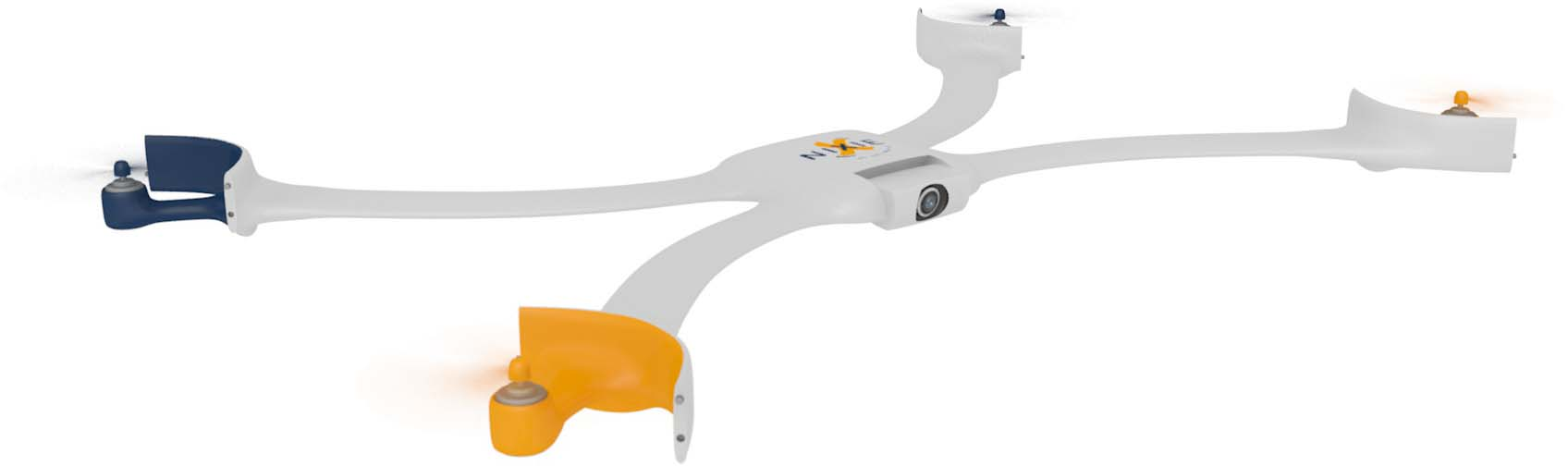NIXIE — The first wearable camera that can fly